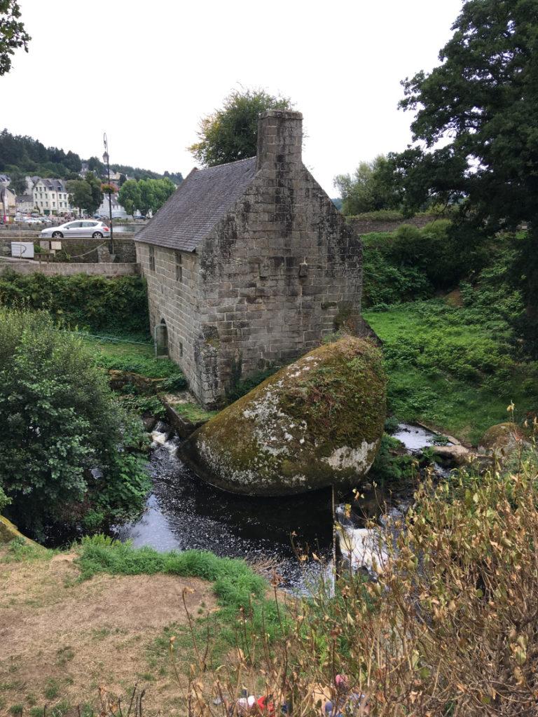 Bretagne Mystischer Wald von Huelgoat