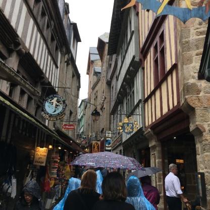 Bretagne Urlaub St Mount Michel