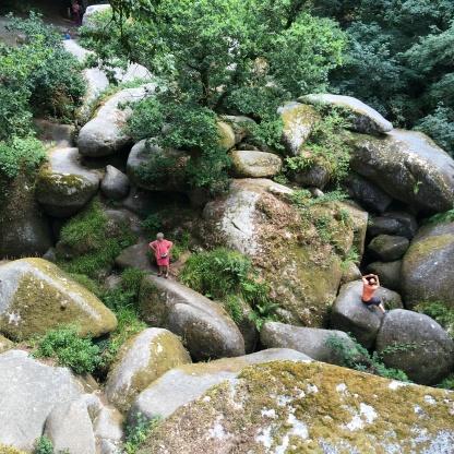 Erfahrungen Ausflug mystische Wald Huelgoat