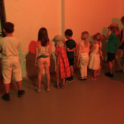 Essen Phaenomania Ausflug Erlebnis Farben Licht
