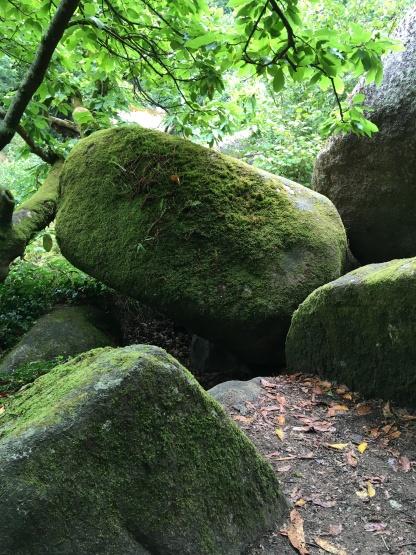 Huelgoat große Steine