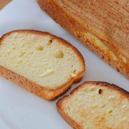 Rezept glutenfreies Toastbrot