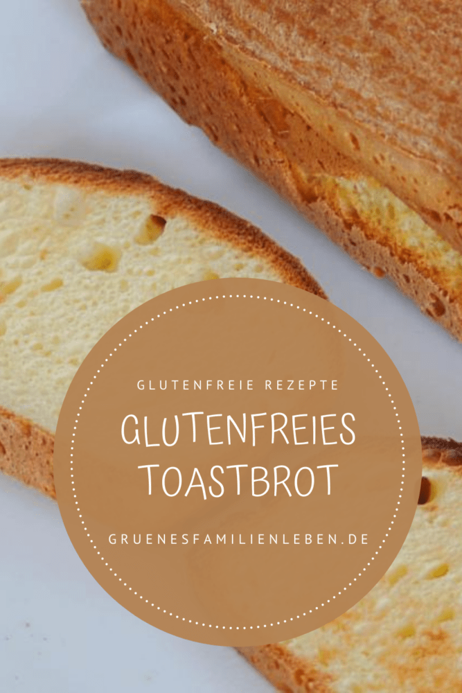 rezept glutenfreies toastbrot pinterest