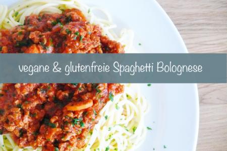vegane Spaghetti bolognese Rezept