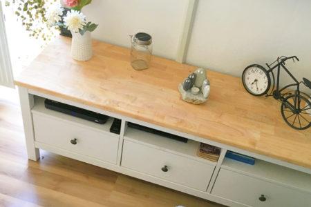 DIY Ikea Kommode renovieren