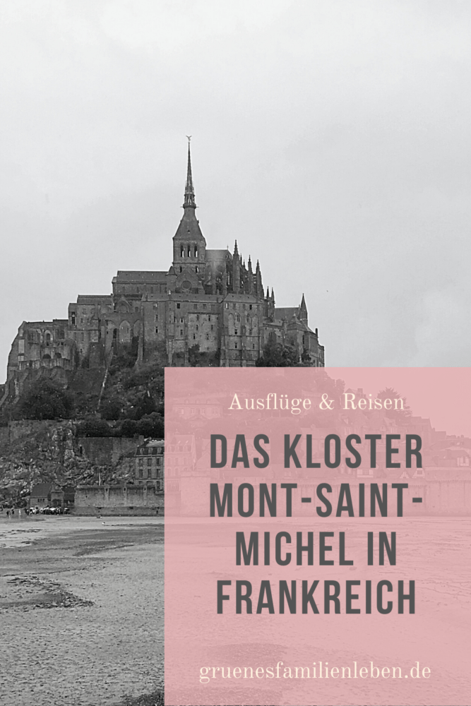 Kloster Mont-Saint-Michel Frankreich