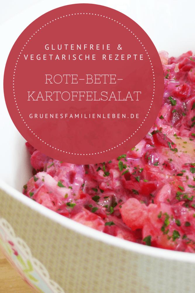 Rote Bete Kartoffelsalat