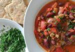 Chili sin Carne vegan Rezept