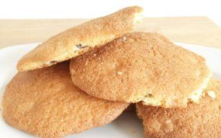 glutenfreie Cookies Kekse 1