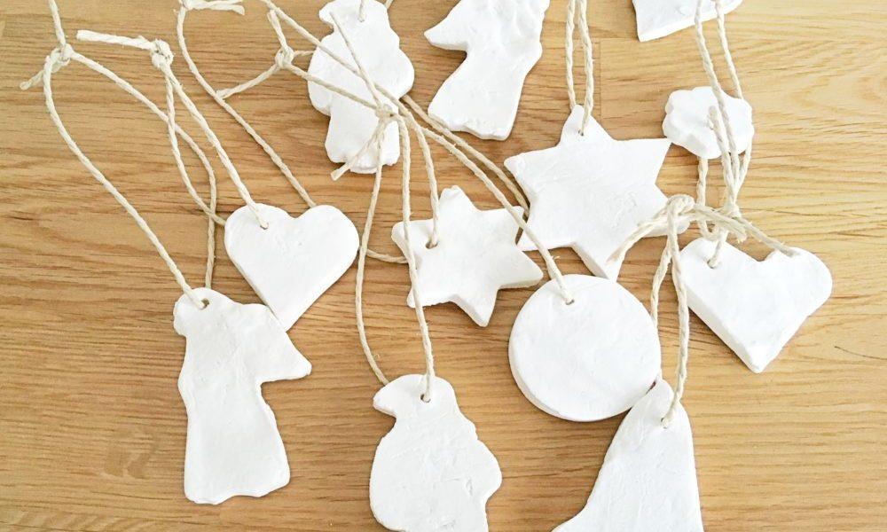 Rezept glutenfreier Salzteig Weihnachtsferien