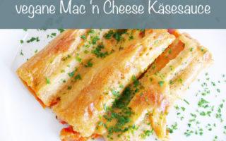 Rezept vegane kaesesauce rezept Macncheese