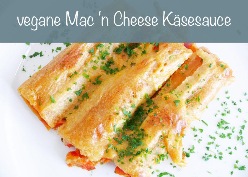 vegane Käsesauce Rezept