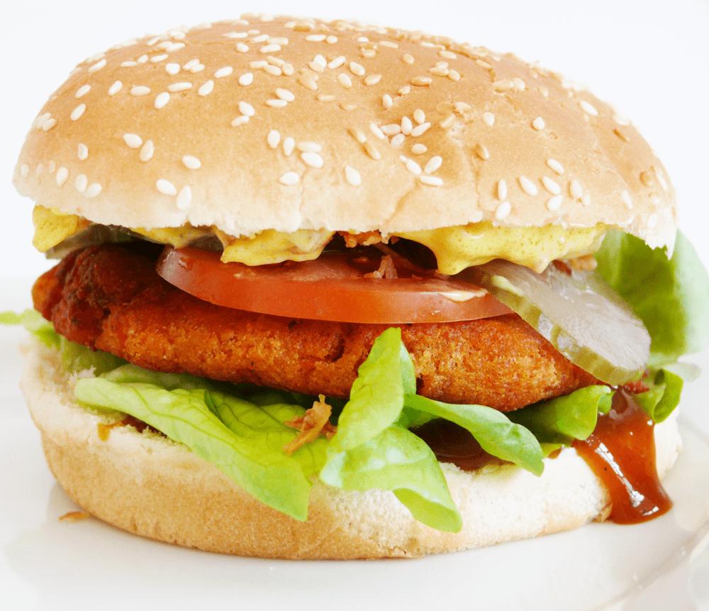 vegane Hamburgersauce