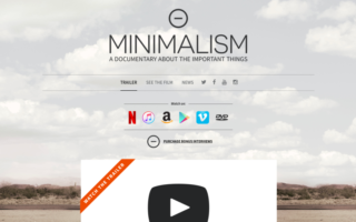 minimalismus einedokumentationueberdiewichtigendingeimleben