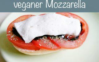 mozarella vegan rezept selbstmachen