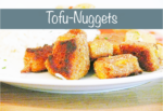 vegane Tofu Nuggets glutenfrei