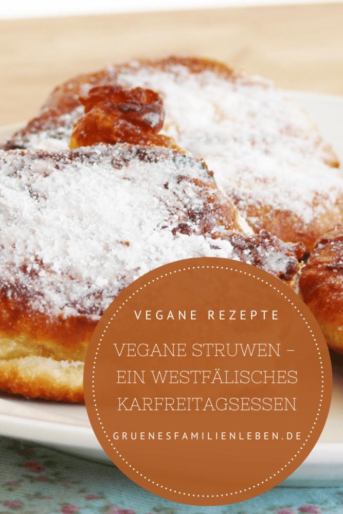 vegane Struwen Rezept