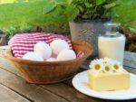 Milch, Ei und Gelatine ersetzen