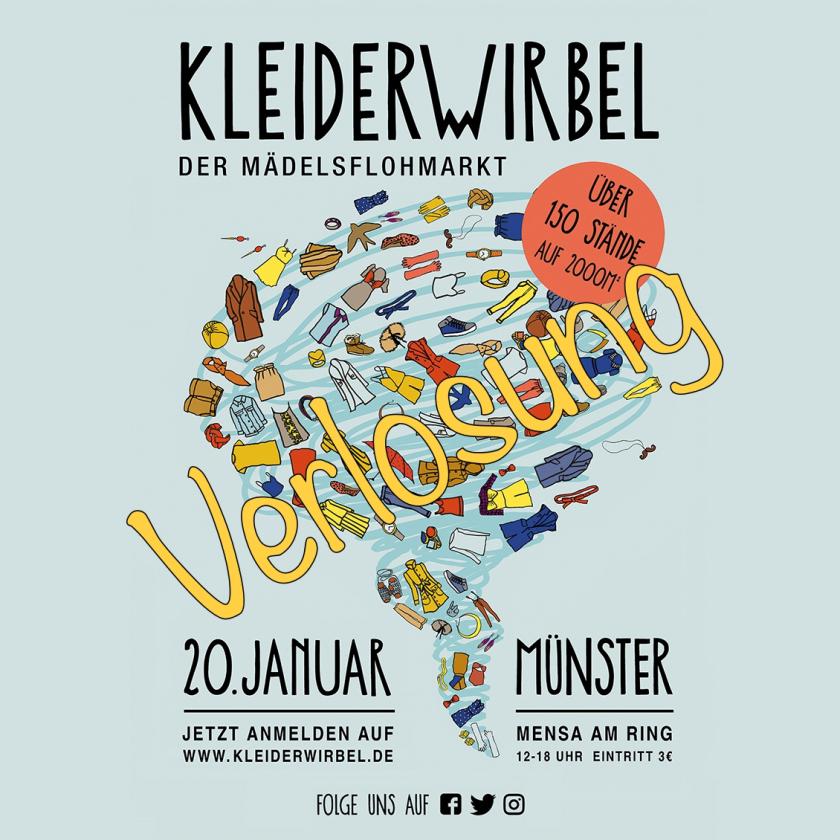 Kleiderwirbel Münster