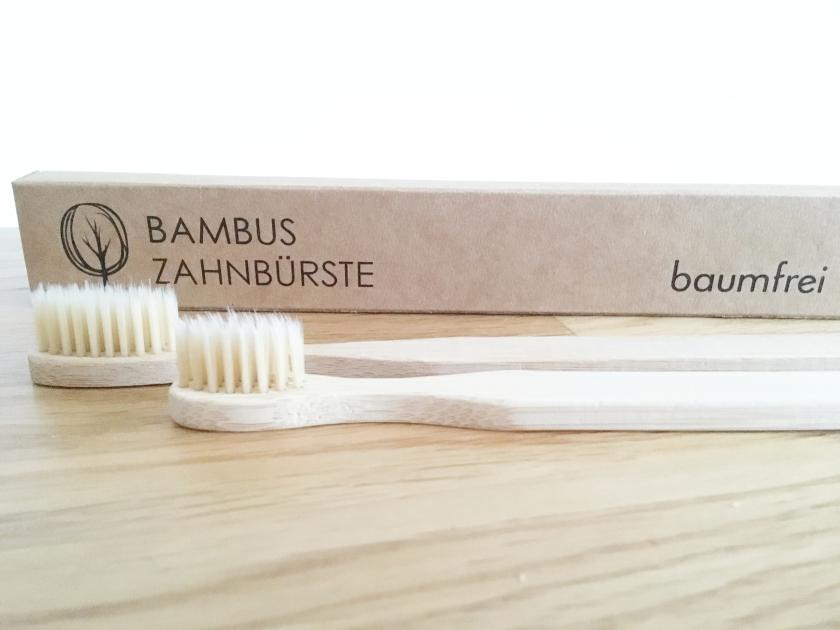 Baumfrei Bambuszahnbürsten Erfahrungen