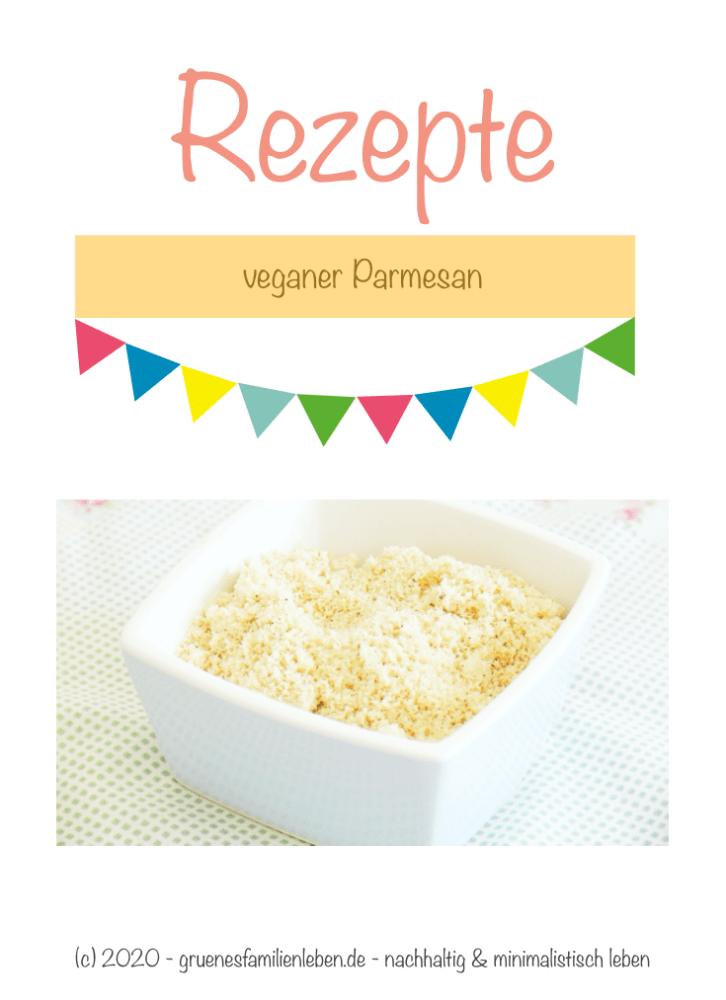 veganer Parmesan Pinterest 1