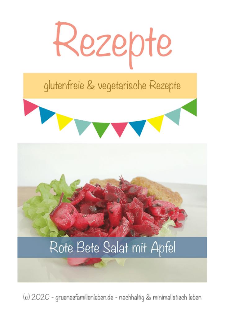 Rote Bete Salat Pinterest