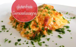 glutenfreie Gemüselasagne
