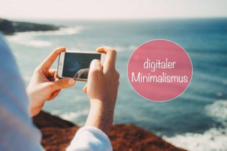 Digitaler Minimalismus