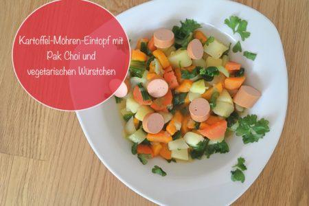 Kartoffel Möhre Eintopf Rezept