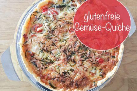 glutenfreie vegetarische gemc3bcse quiche rezept