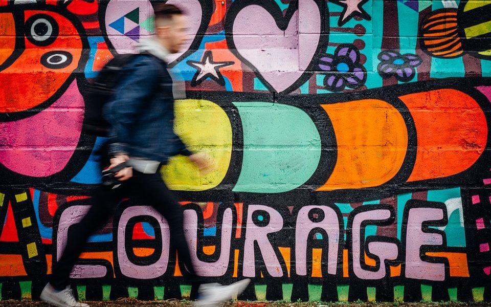 was bedeutet Mut