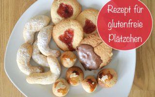 glutenfreie Plätzchen Rezept