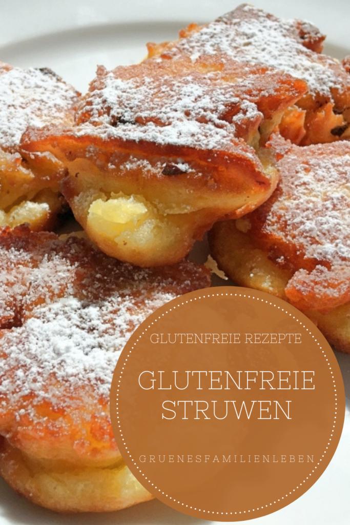 glutenfreie Struwen