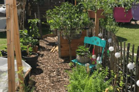 Gemuesegarten Kleingaertnern Blog Erfahrungen Tipps Urban Gardening bunte gaerten