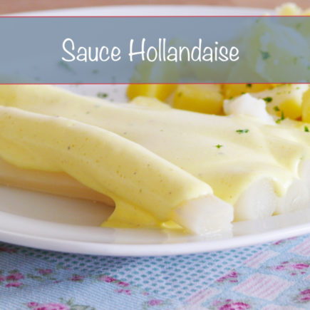 Sauce Hollandaise vegan Rezept