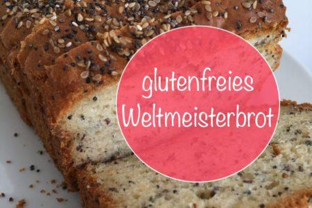 Rezept glutenfreies Weltmeisterbrot 1