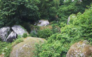 Huelgoat Bretagne Ausflug Kinder