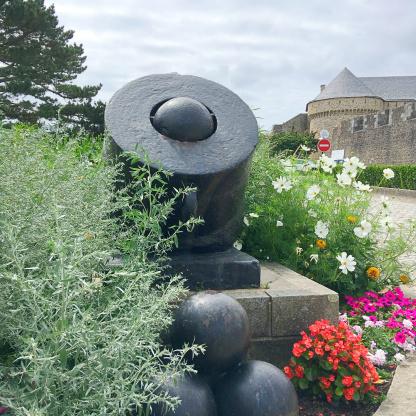 brest chateau de brest festung Asuflugsideen Familienurlaub Bretagne