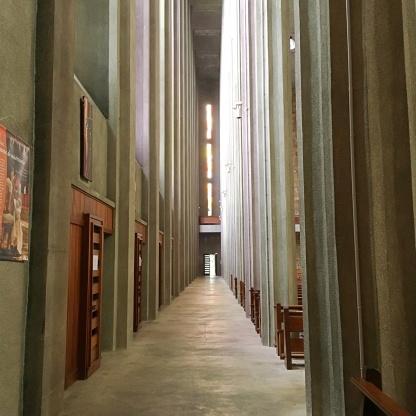 brest kirche innen Bretagne