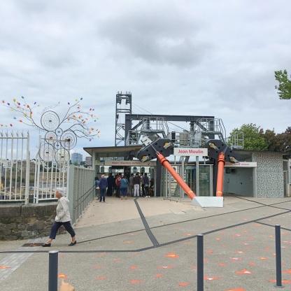 brest seilbahnfahren Familienurlaub Bretagne Erfahrungen