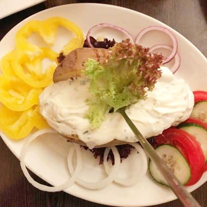 glutenfrei Essen Berlin Burgerie veggie