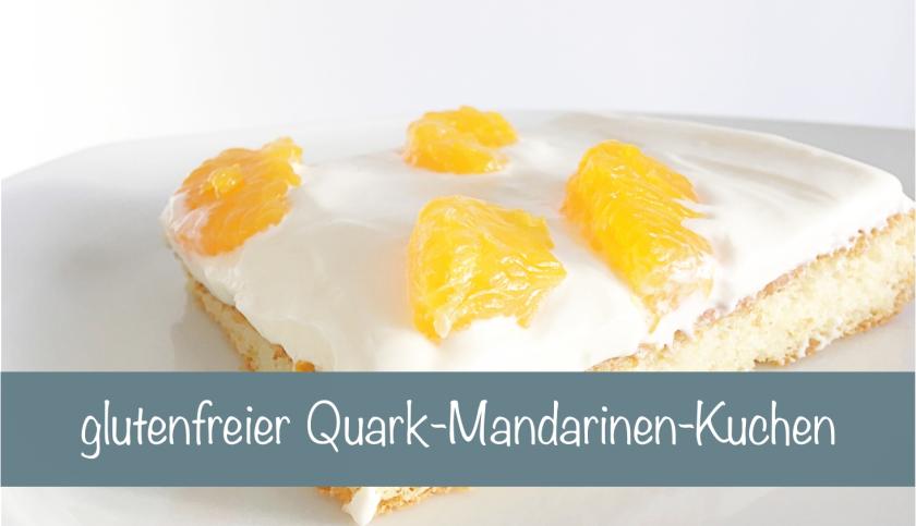 quark mandarinen blechkuchen rezept glutenfrei