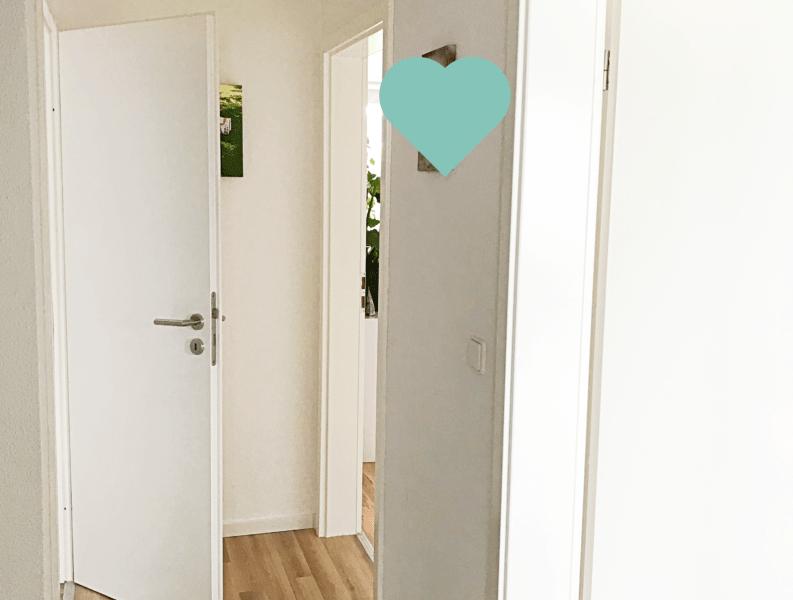 Türen streichen Anleitung