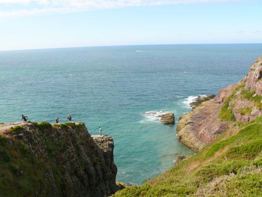 Cap Frehel Atlantik Steilkueste