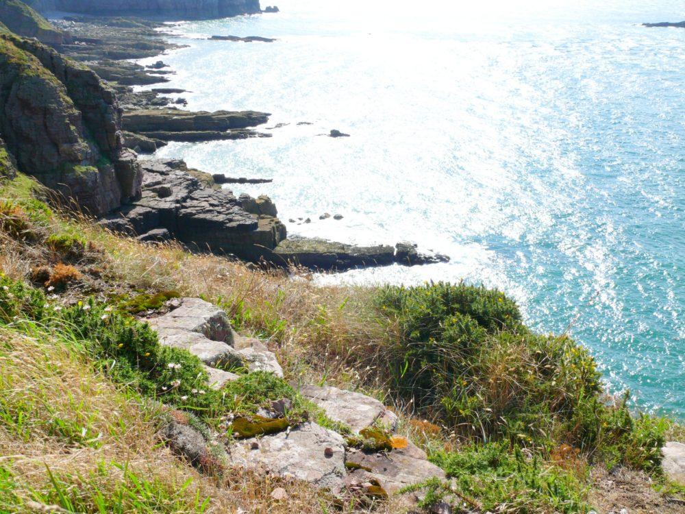 Cap Frehel Ausblick Bretagne