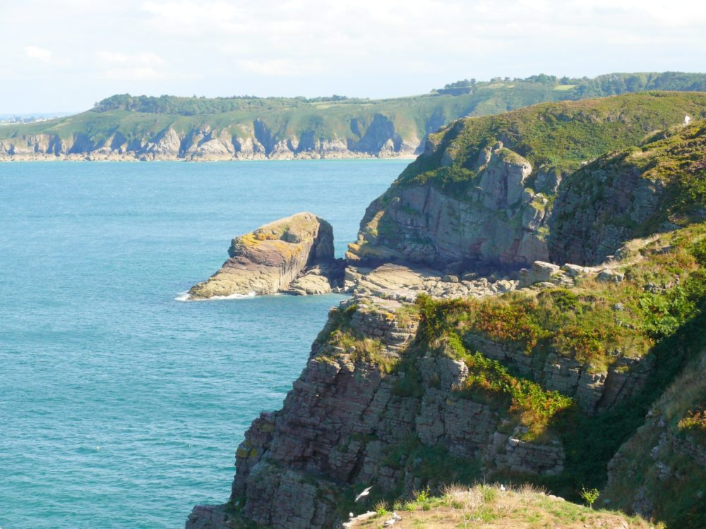Cap Frehel Bretagne Steilkueste Atlantik 1