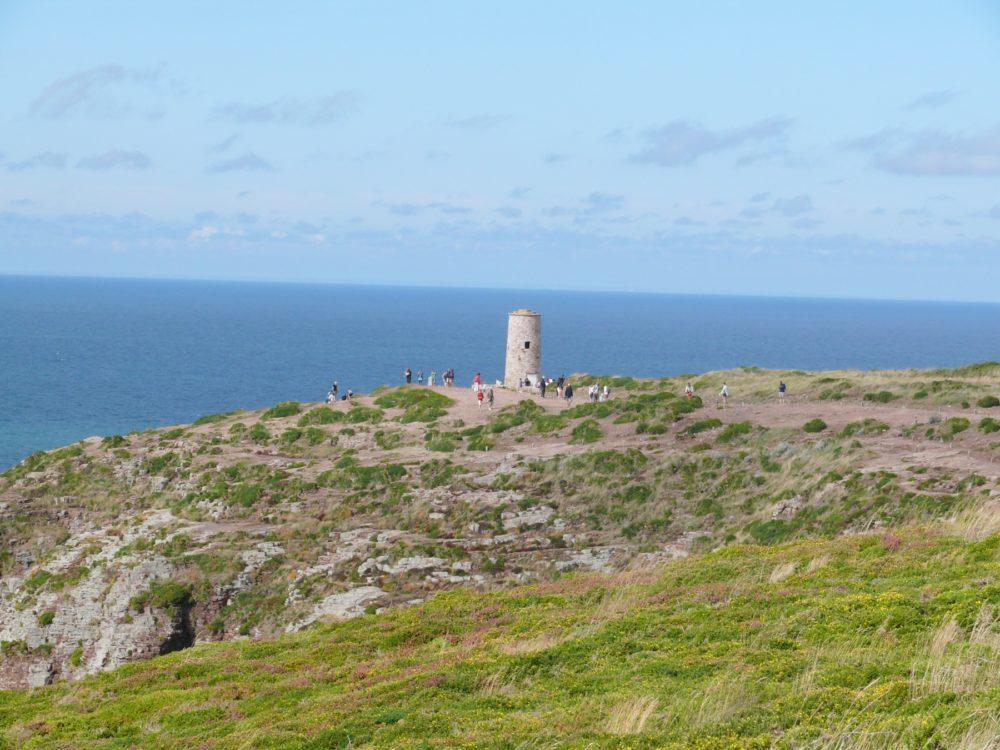Cap Frehel Leuchtturm Klippe