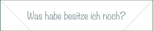 Minimalistischer Kleiderschrank Capsule Wardrobe Anleitung