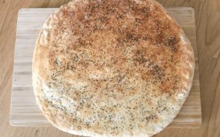 Rezept glutenfreies Fladenbrot