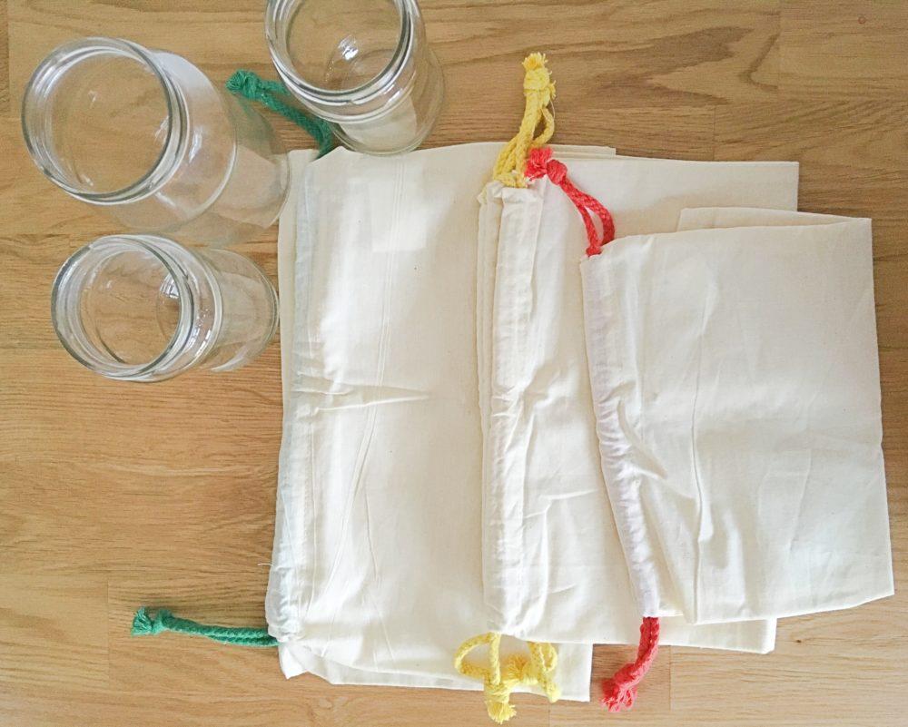 plastikfrei einfrieren Erfahrung Tipps
